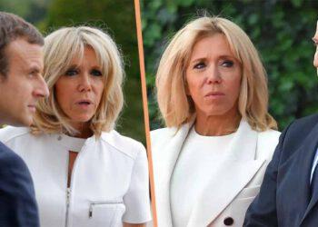 Brigitte Macron bouleversée: Chocs Emmanuel Macron attiré par une autre femme