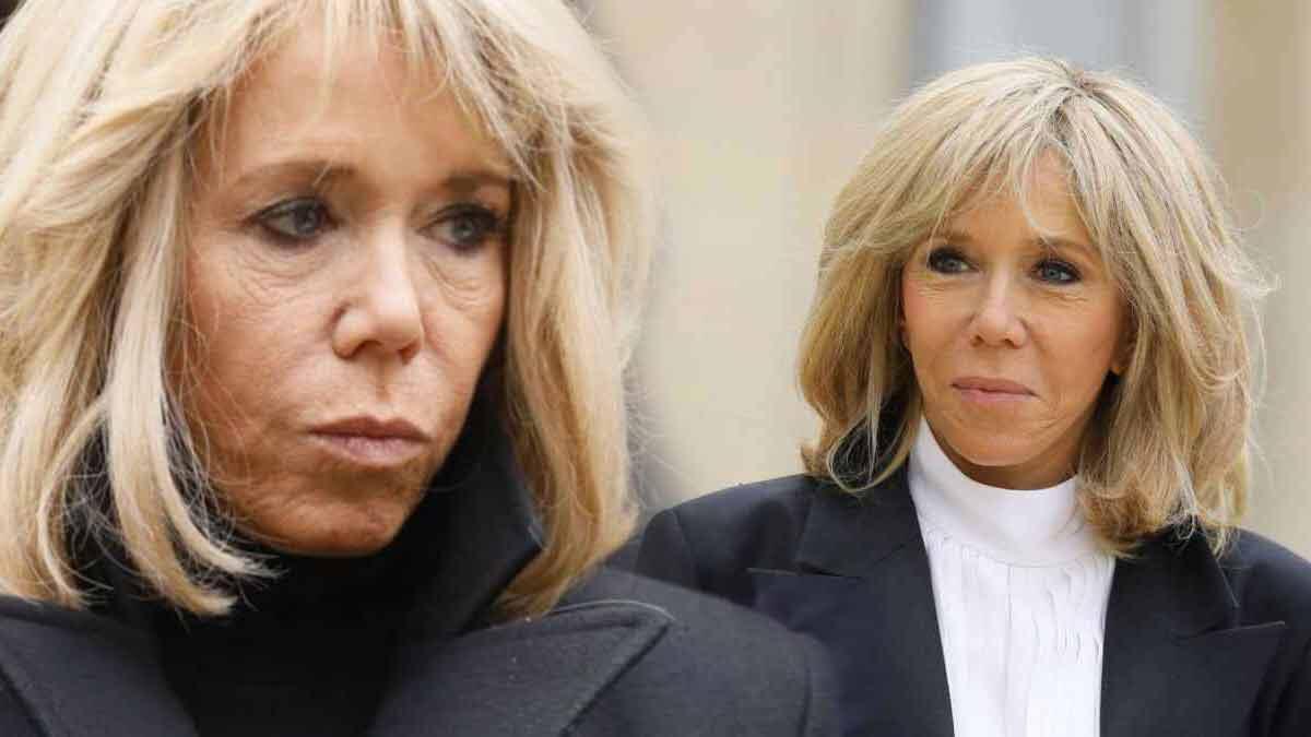 Brigitte Macron : Un nouveau drame qui bouleverse son quotidien !