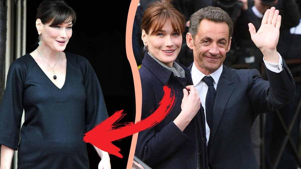 Carla Bruni Sarkozy : un bébé en route ! Elle publie son faire-part