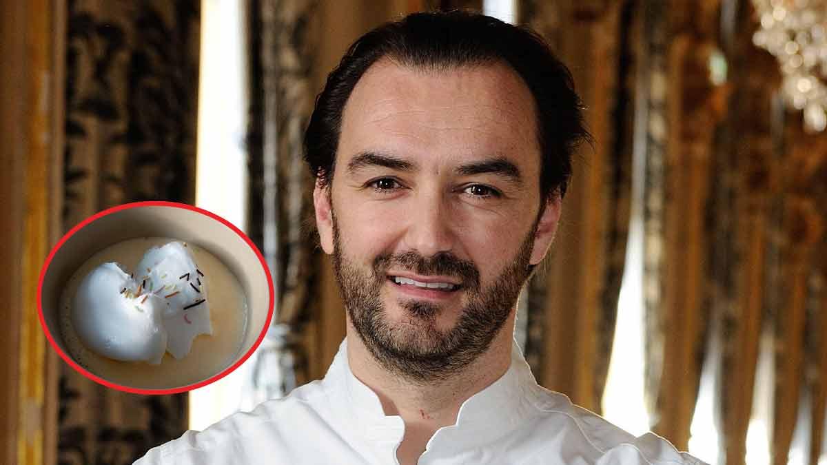 Cyril Lignac : un dessert à couper le souffle ! La recette du chef