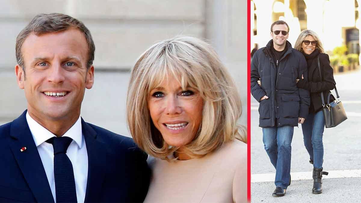 Emmanuel et Brigitte Macron en vacances : la découverte de leur restaurant préféré
