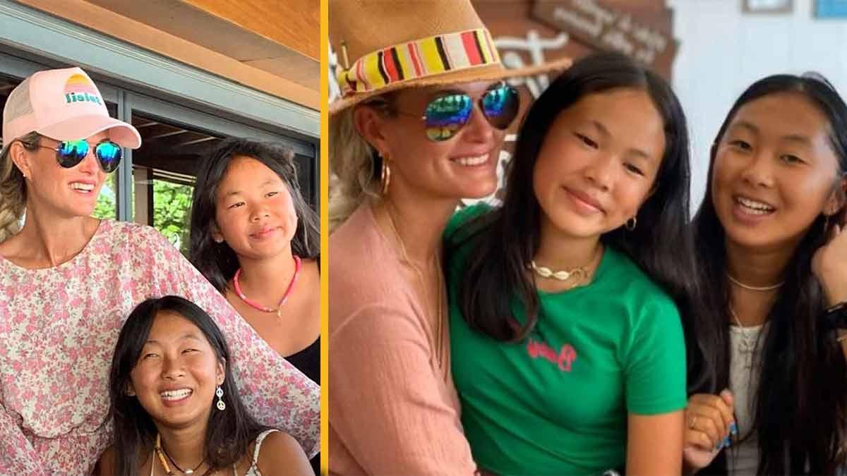 Jade Hallyday fête ses 16ans : les marques d'affection inondent la toile