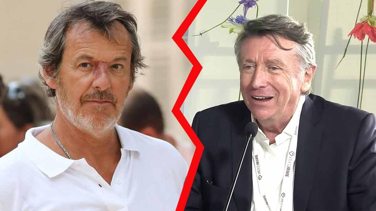 """Jean-Luc Reichmann quitte """"les 12 Coups de midi"""" ? Jacques Legros le remplace ?"""