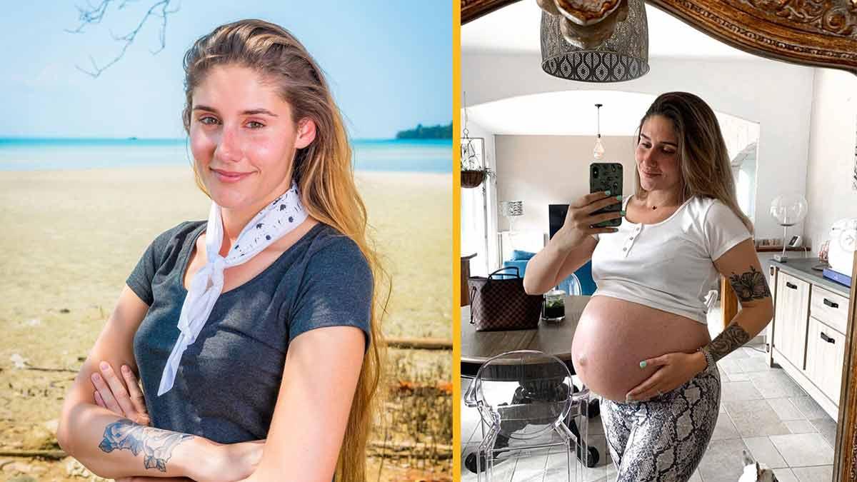 Jesta de Koh Lanta : une deuxième grossesse ? Elle révèle les photos de son ventre