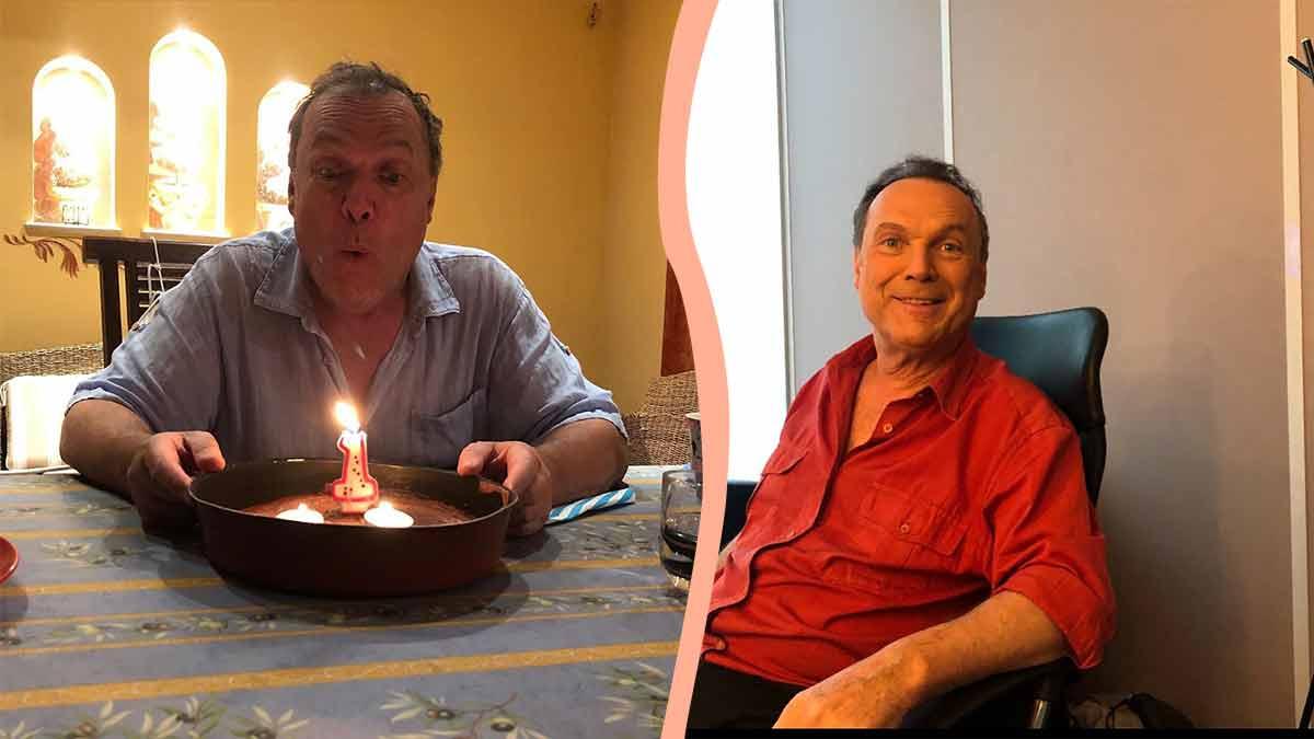Julien Lepers fête son 71 ème anniversaire ! Découvrez son message poignant pour ses fans