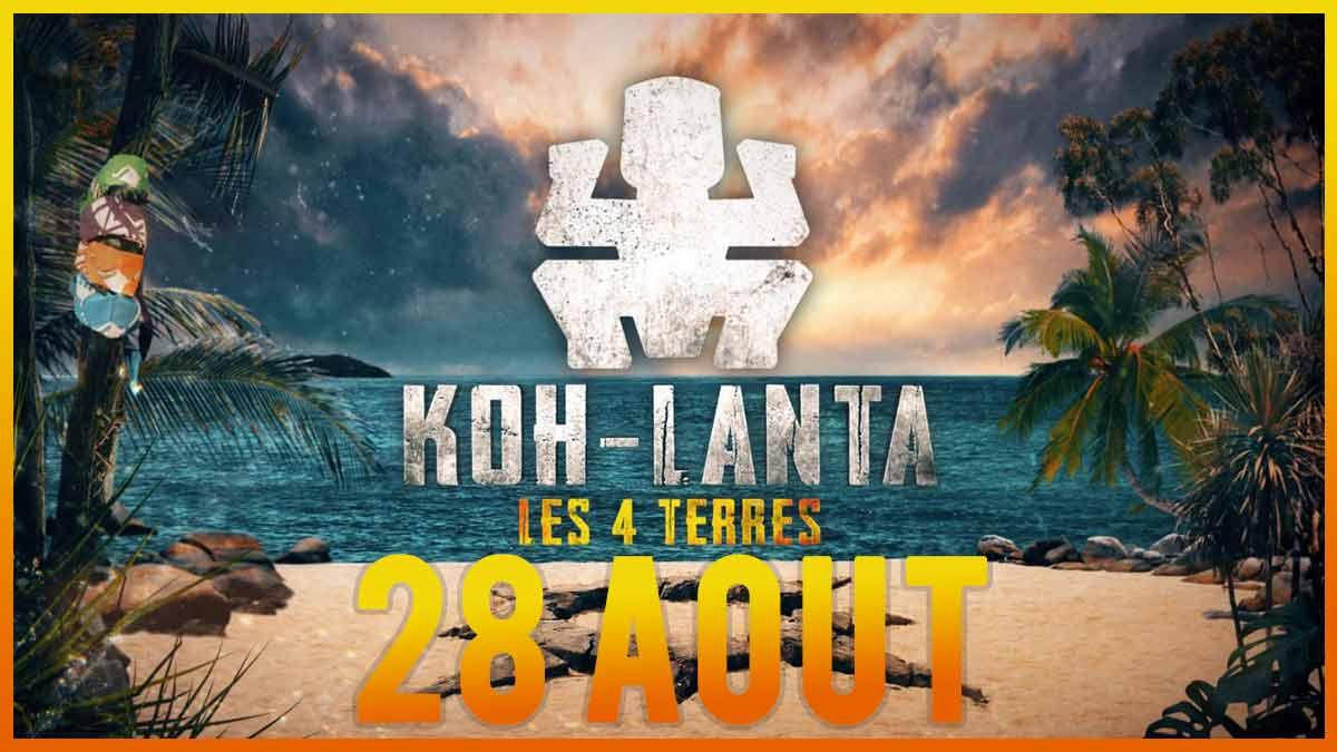 """Koh Lanta : la saison """"des 4 Terres"""" pour bientôt"""
