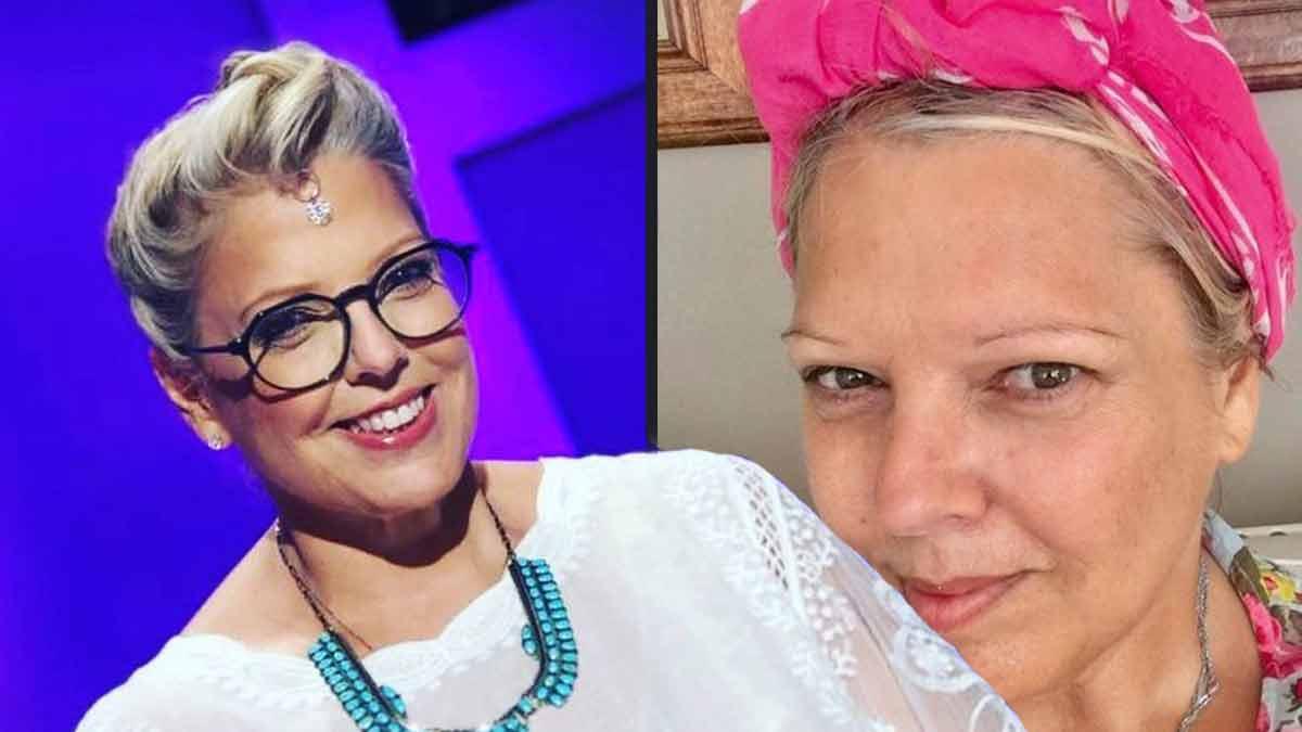 Laurence Boccolini : Elle se dévoile sans maquillage ! C'est choquant
