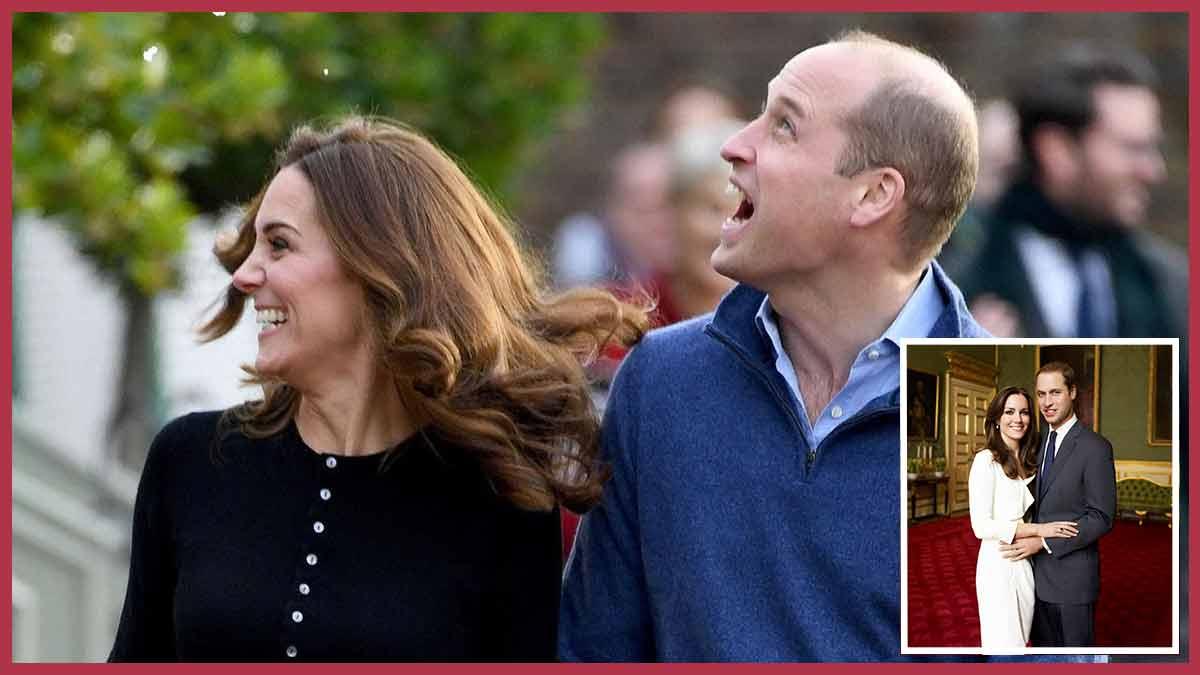 Le Prince William et Kate Middleton attaqués violemment ? Ils ne respectent pas les gestes barrières !
