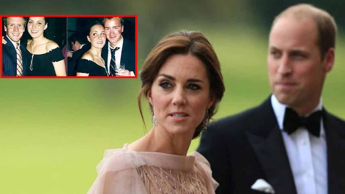 Kate Middleton : un ex-compagnon millionnaire, les antécédents de la duchesse examinés