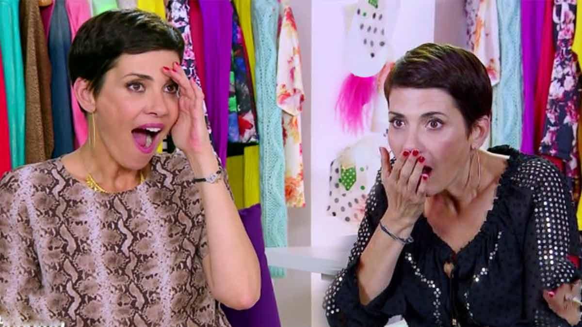 """""""Les Reines du shopping"""" : Cristina Cordula est choquée ! Une candidate est nue en plein direct !"""