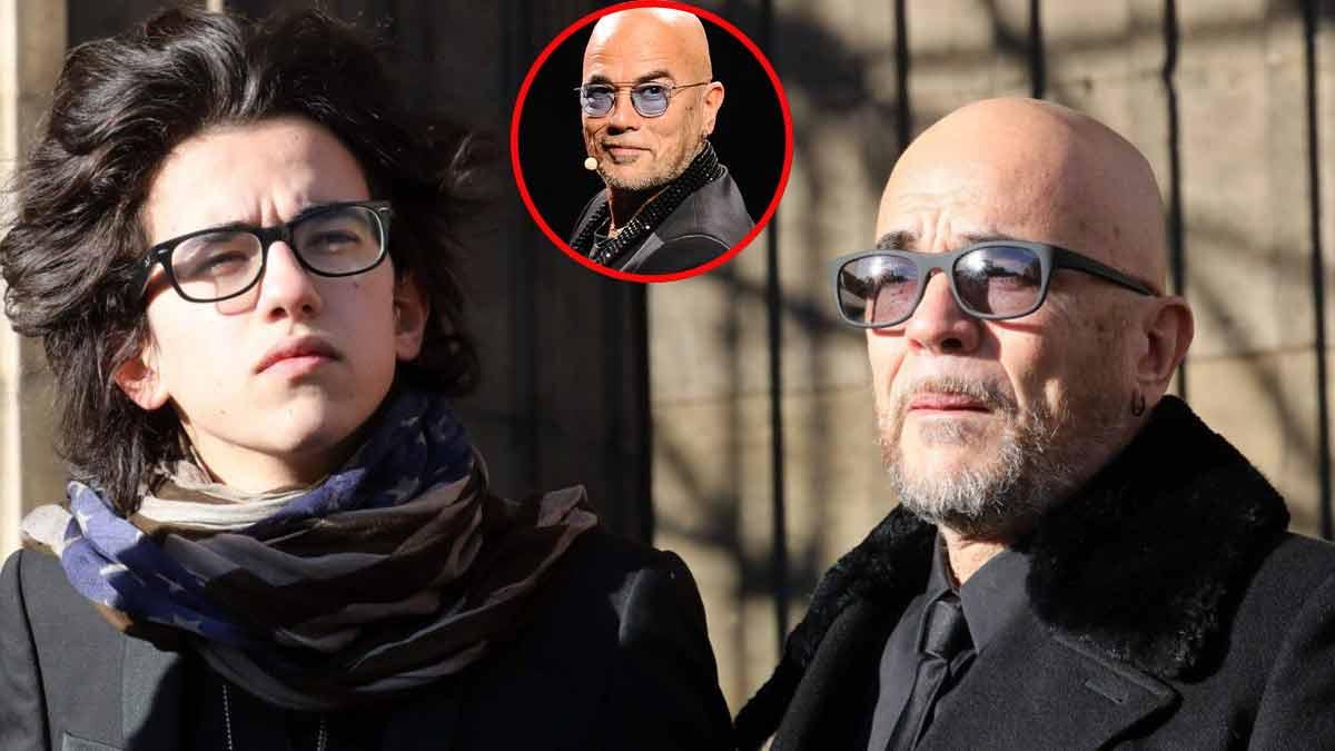Pascal Obispo : son fils Sean dévoile une relation secrète ! Photo