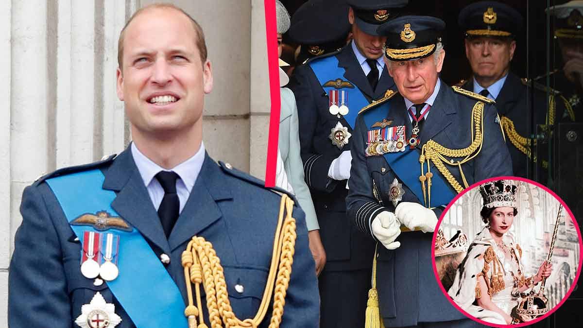 Prince Charles ou William : qui accédera au trône ? Elizabeth II donne le verdict !