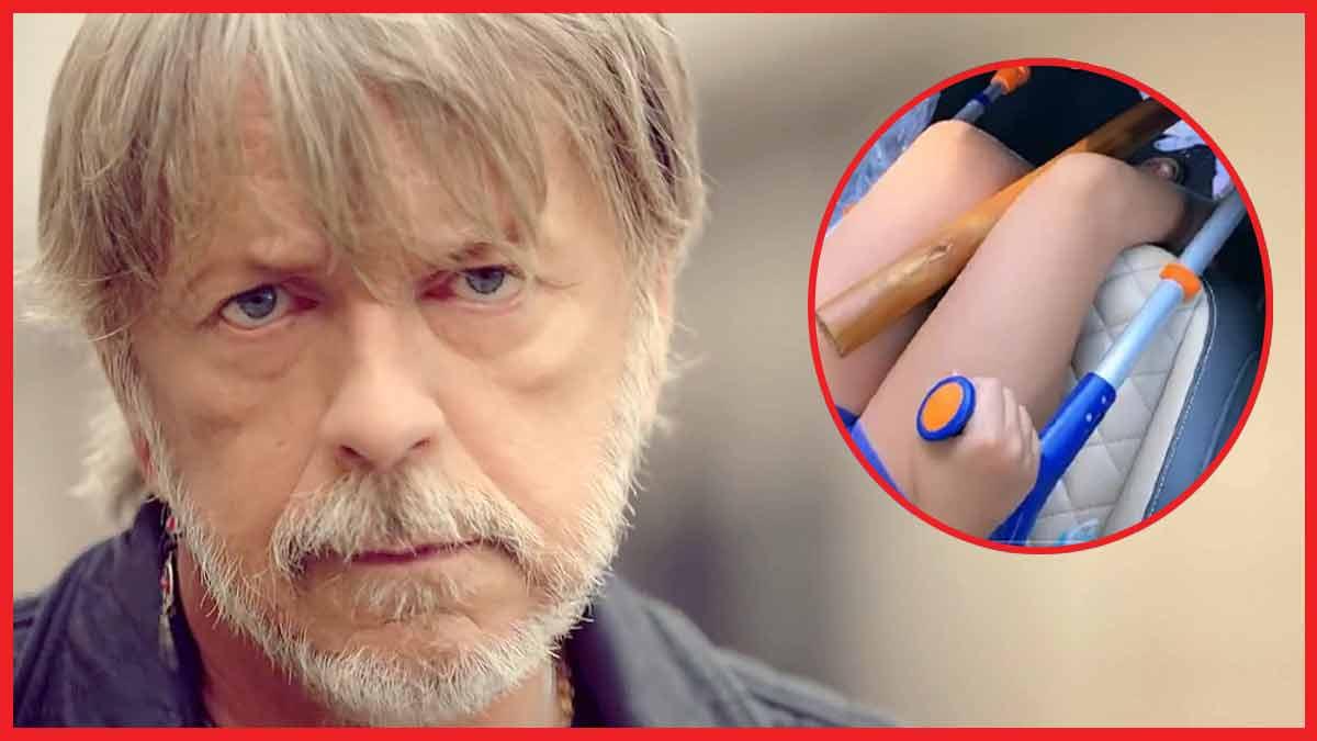 Renaud: sa petite fille victime d'un terrible accident ? Elle est handicapée !