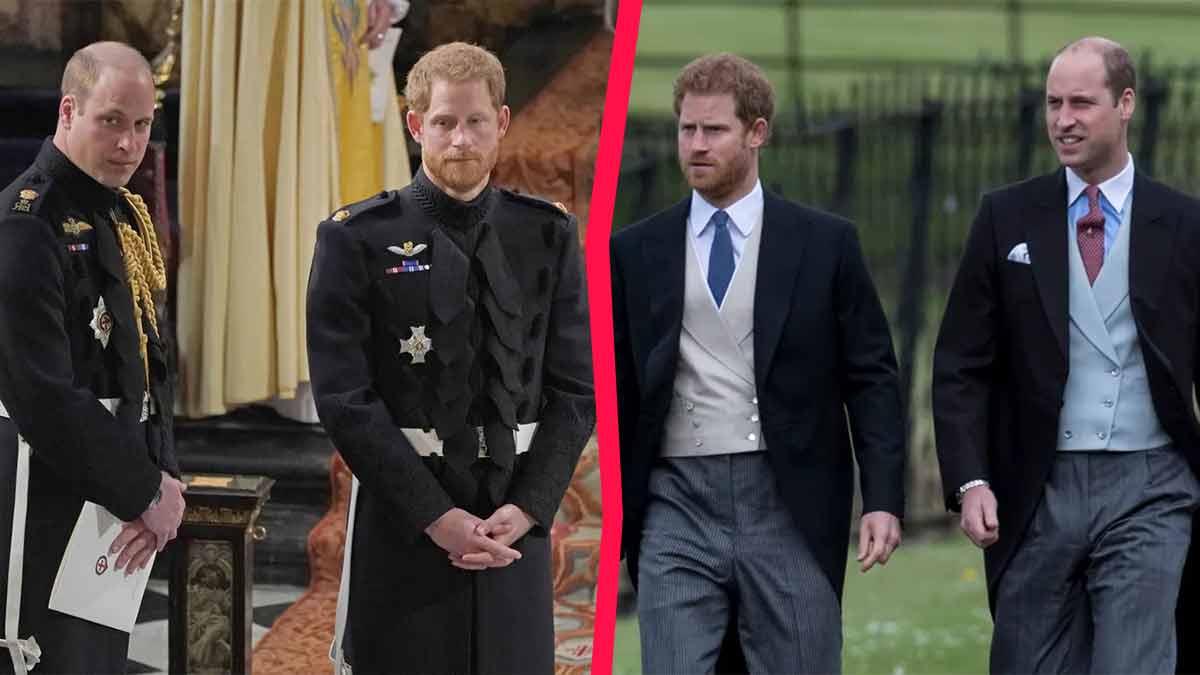 Rupture Prince Harry et Prince William ? D'autres raisons ont été révélés !