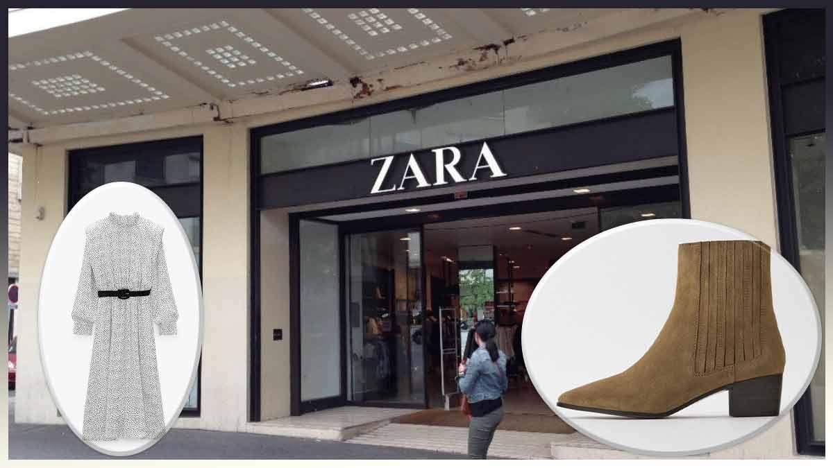 Zara : Alerte sur les tops nouveautés sublimes pour une rentrée fracassante à prix cassé!