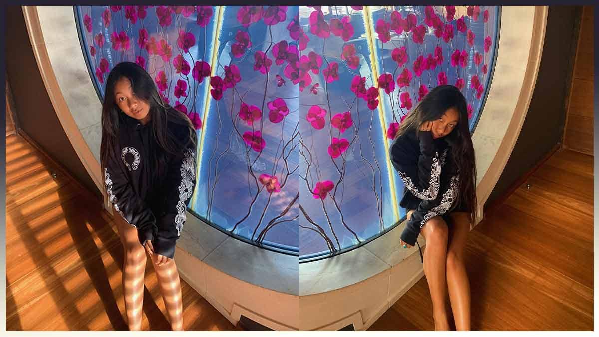 Jade Hallyday : envoute ses fans grâce à une séance photo avant la rentrée