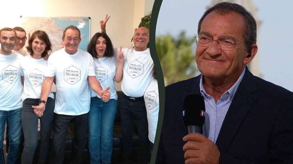 Jean-Pierre Pernaut va partir le JT de 13 h sur TF1