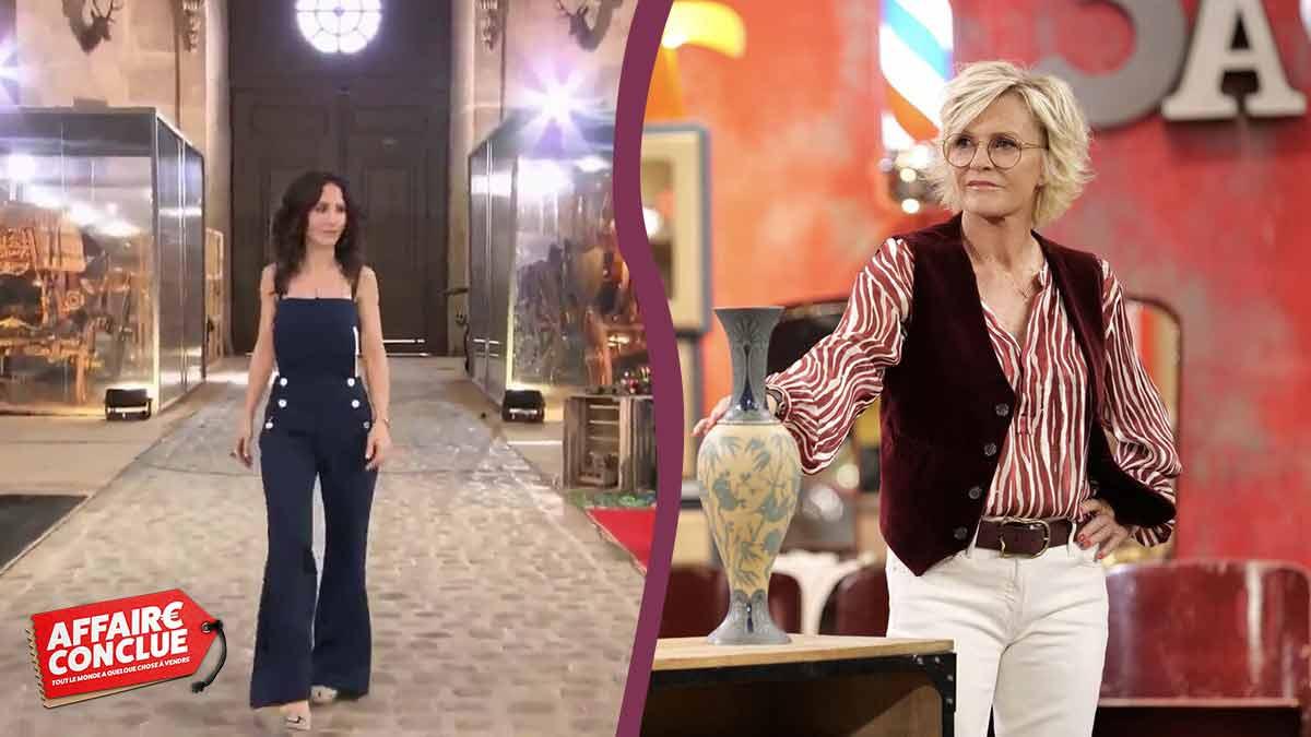 Affaire conclue, buzz : Fabienne Carat arrive à vendre sa version Pop Art à une somme colossale