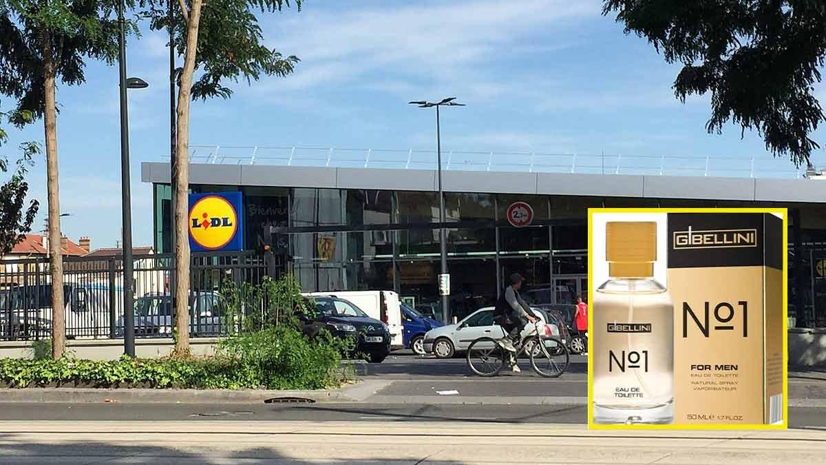 Lidl propose un parfum de luxe à moins de 6 euros qui va faire ravage!