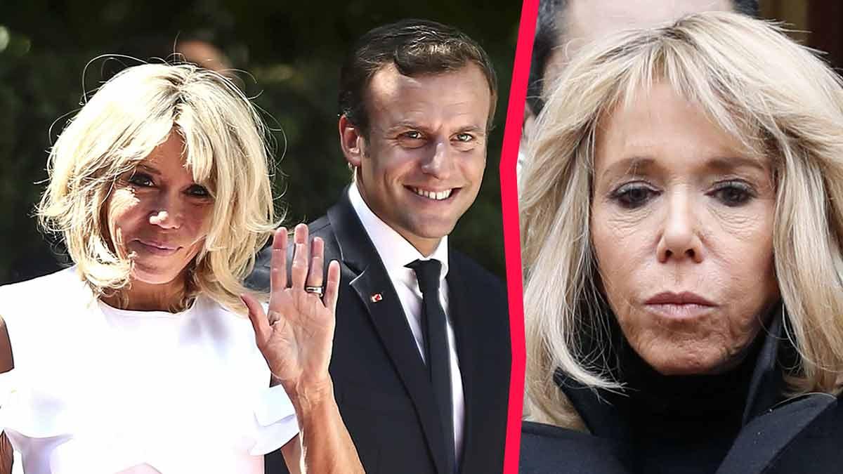 Brigitte Macron « burn-out » : cette intense dépression dans laquelle elle s'était noyée !