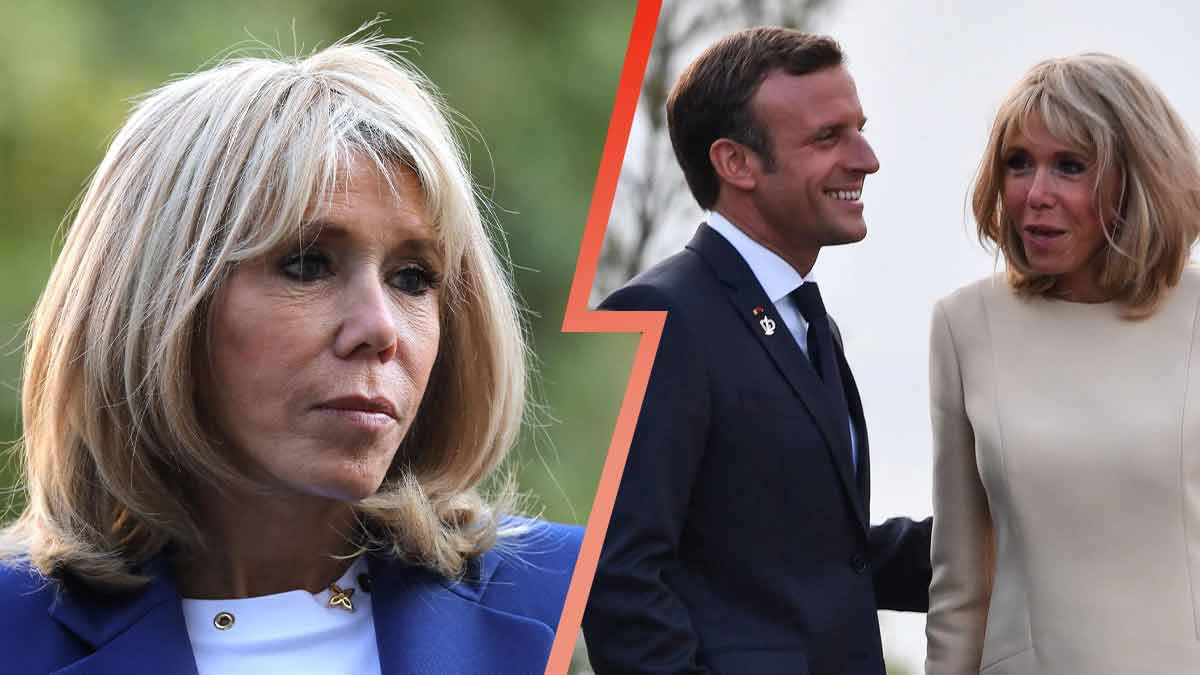 Brigitte Macron : choquée, Emmanuel Macron sous le charme d'une autre femme