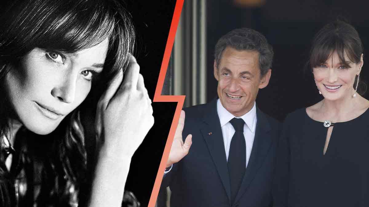 Carla Bruni : divorce chaotique avec Nicolas Sarkozy, elle sort du silence et met les choses au clair