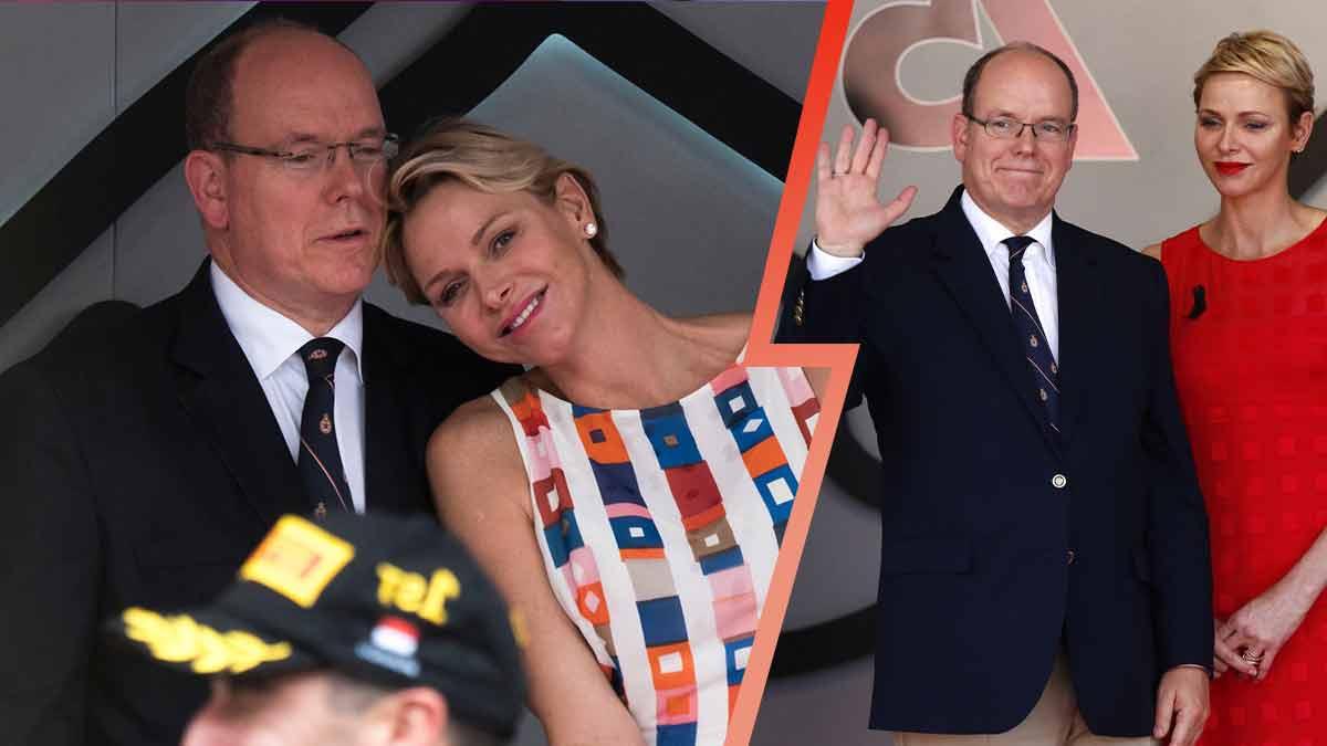 Charlène et Albert de Monaco « séparés », Il l'a trompe encore une fois