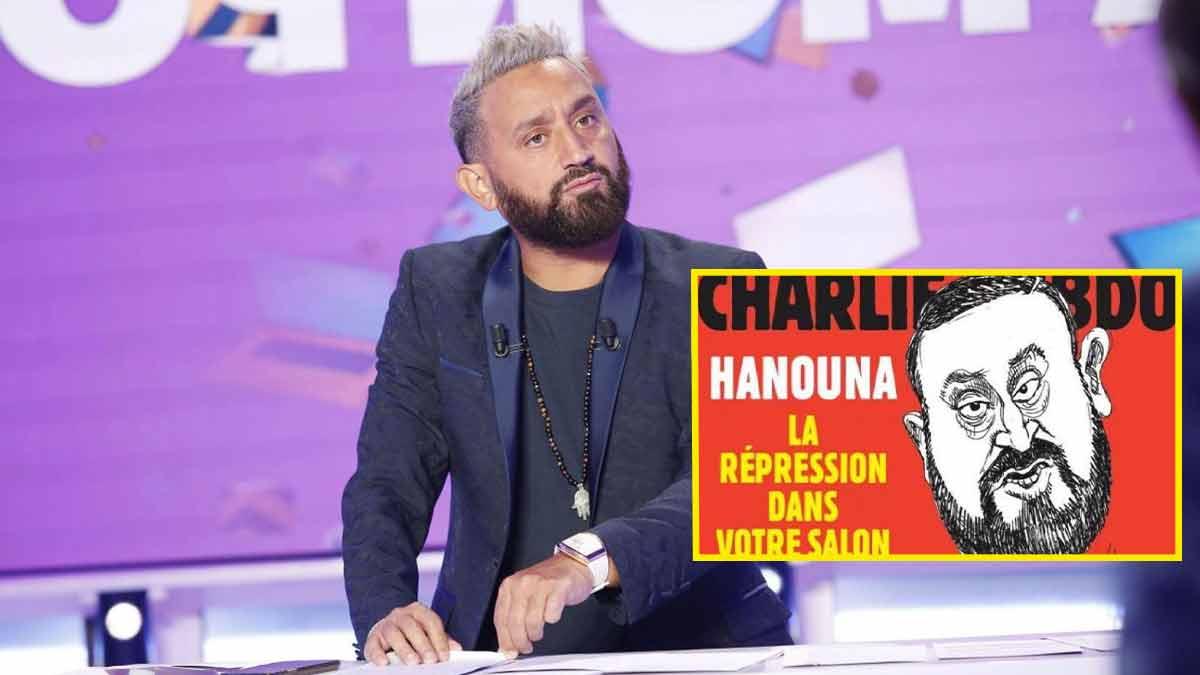 Cyril Hanouna : avait l'idée d'acquérir Charlie Hebdo bien avant les attentats