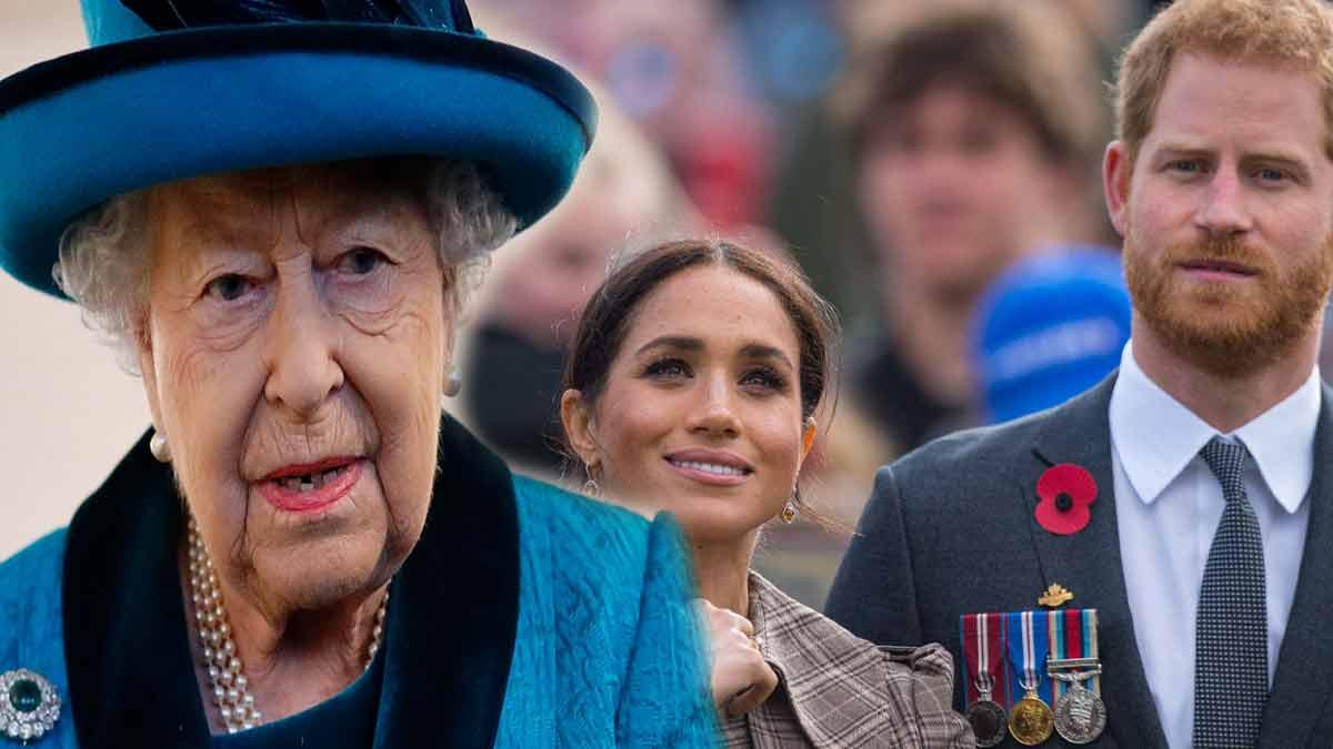 Meghan Markle pose un autre ultimatum de divorce à prince Harry – ÉlisabethII totalement sous le choc