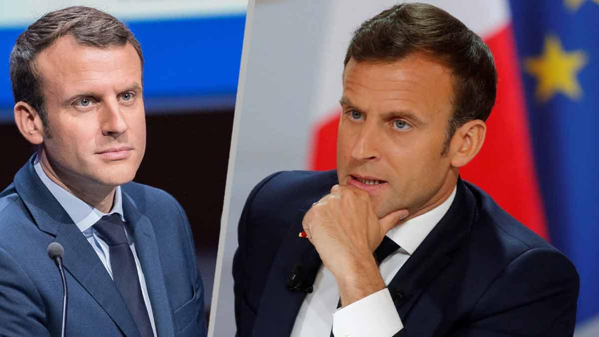 Emmanuel Macron : extrêmement en colère, il brise tout sur son passage