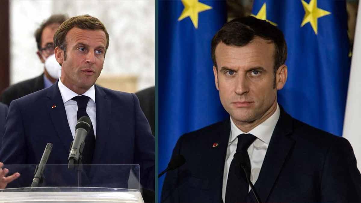 Emmanuel Macron, des dépenses floues payées par le contribuable qui créent la polémique!