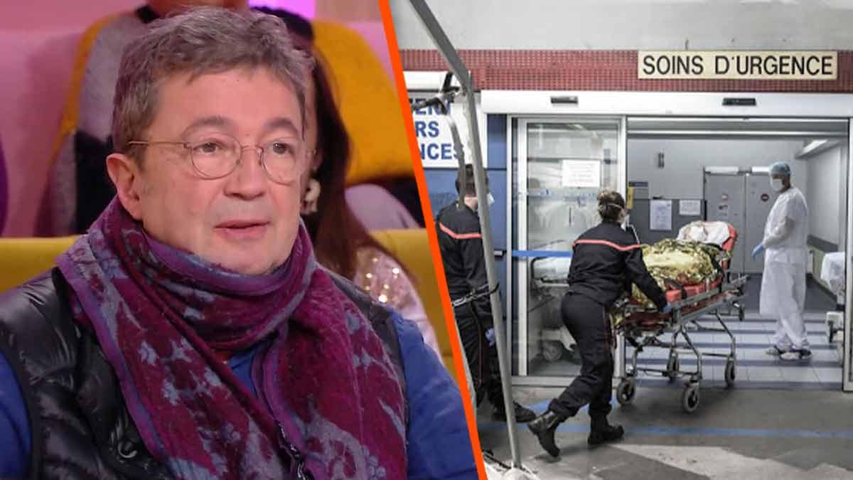 Frédéric Bouraly «Scènes de ménages» : dans un «état critique», admis aux urgences suite à un accident domestique