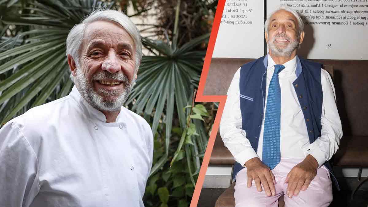 Terrible nouvelle : Gérard Idoux, figure de la gastronomie parisienne est décédé à l'âge de 66 ans