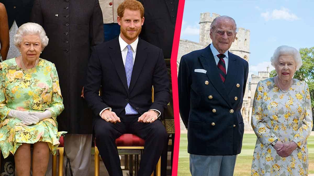 """Le prince Harry : """"irrespectueux"""" envers Elizabeth II et le prince Philip"""