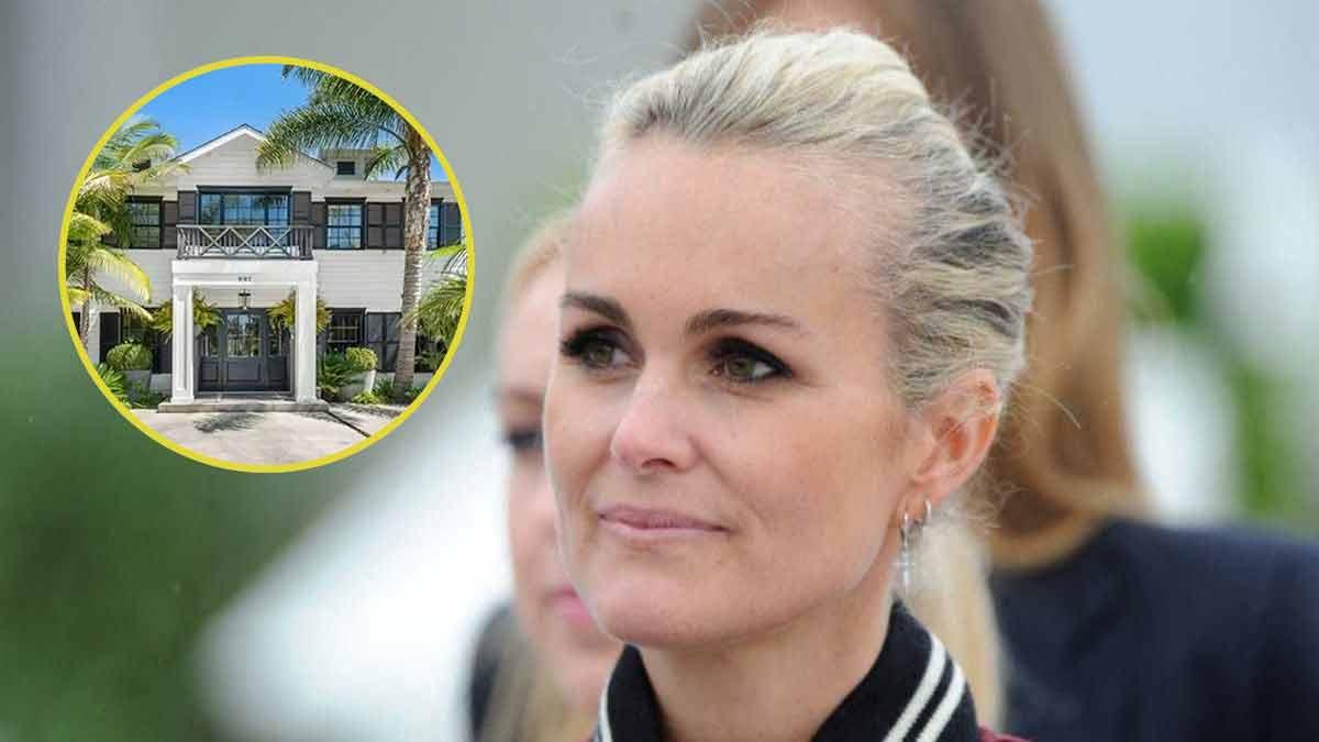 Laeticia Hallyday : les raisons de la mise en vente de sa villa à Los Angeles enfin dévoilées