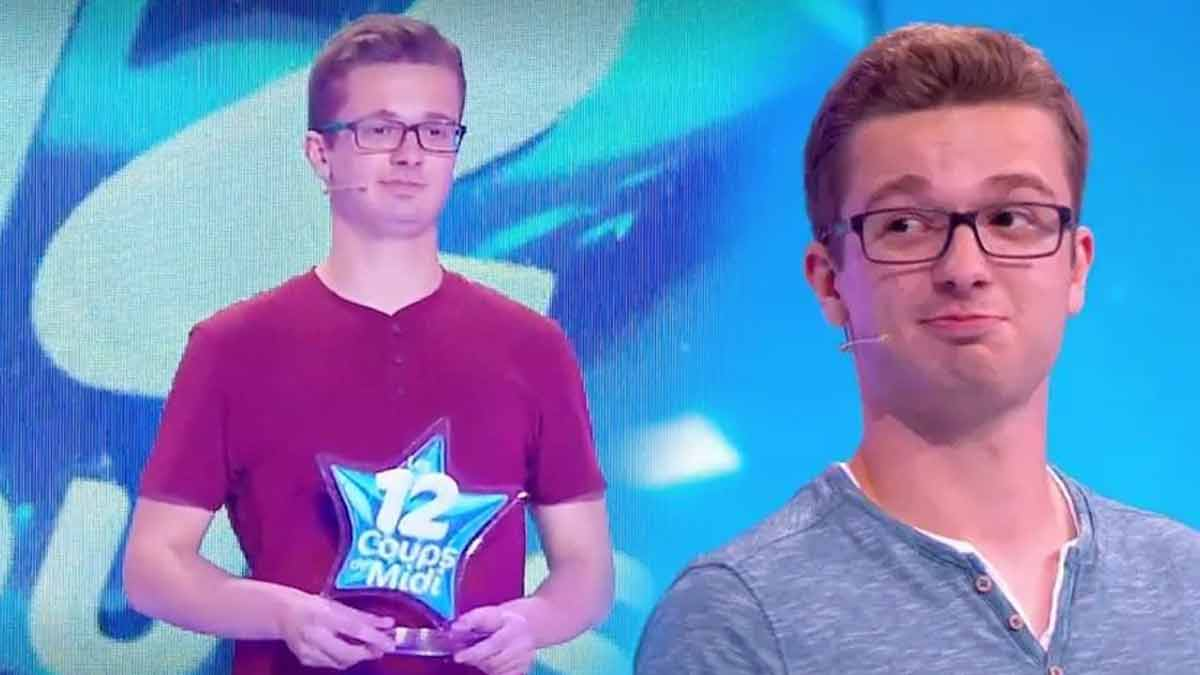 «Les 12 Coups de midi» : Léo, le nouveau maître de 20 ans, déjà peu apprécié par les téléspectateurs