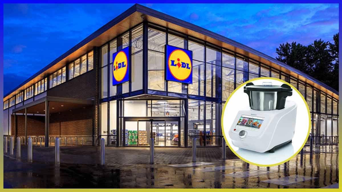 Lidl: ce nouveau robot cuiseur qui va détrôner le célèbre Monsieur Cuisine