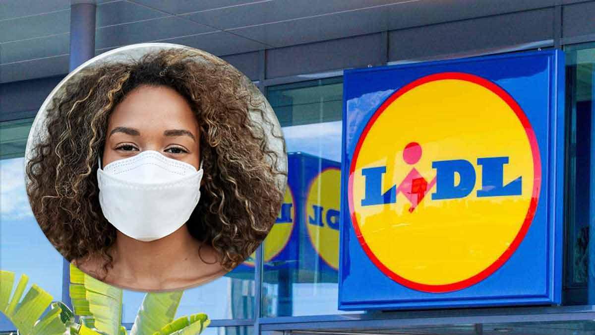 Lidl propose des masques réutilisables 50 fois à moins de 3 euros! Rupture de stock garantie