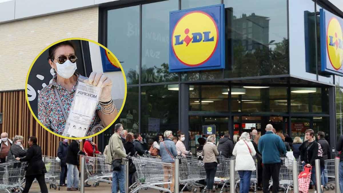 LIDL : Alerte nouveauté! L'enseigne sort des masques réutilisables 50 fois à moins de 3 euros!