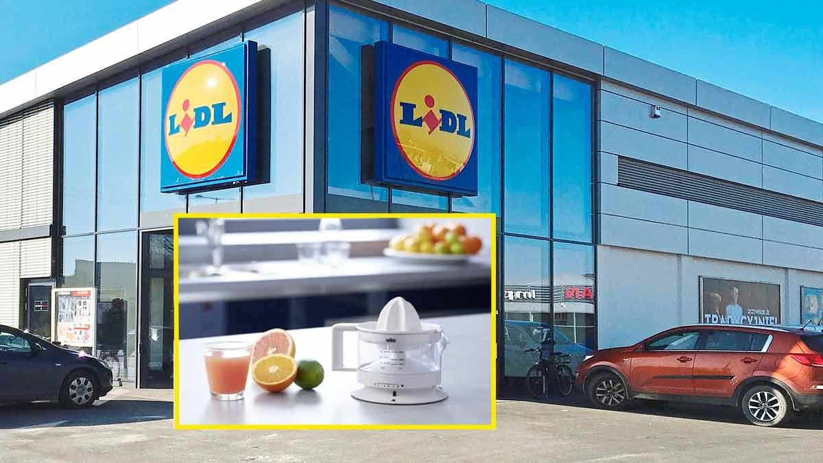 LIDL: cet accessoire de cuisine de grande marque à moins de 20euros
