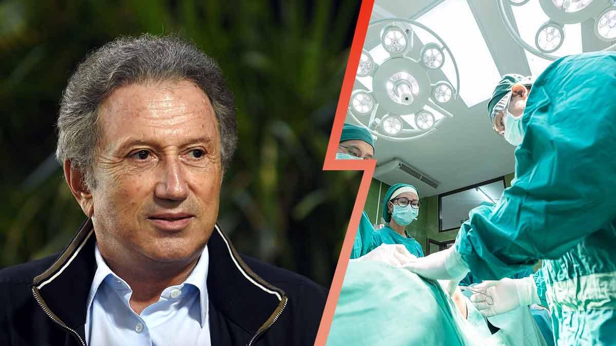 Michel Drucker hospitalisé d'urgence: l'animateur a subi une opération du cœur