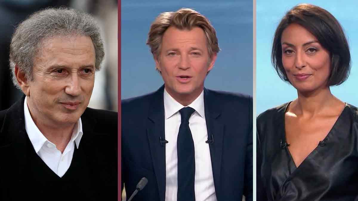 Michel Drucker opéré du cœur: Laurent Delahousse et Leïla Kaddour lui adressent de chaleureux messages