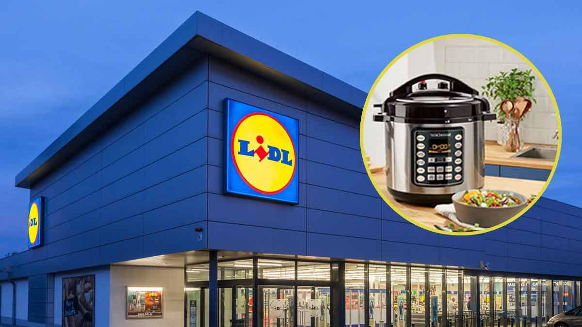 Lidl sort son multicuiseur électrique indispensable pour votre quotidien à prix très compétitif, à vos agendas! Il va faire ravage…