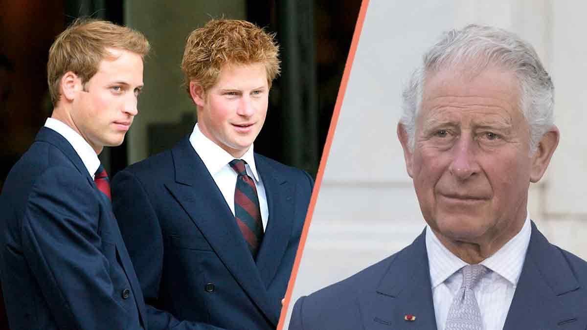 Prince Charles: cette somme colossale payée avec l'argent du contribuable qu'il dépense pour aider ses fils William et Harry!