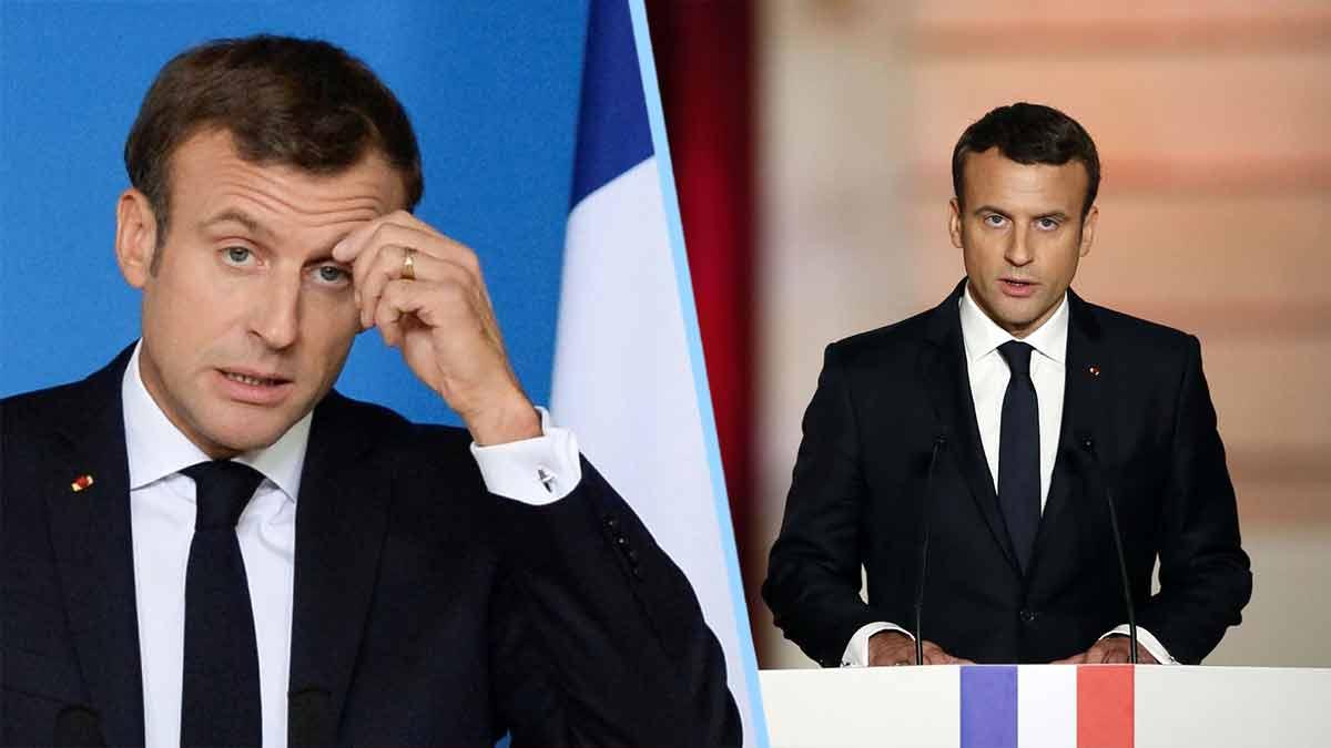 Emmanuel Macron : un proche de lui détruit tout sur son passage — La facture fait grincer les dents!