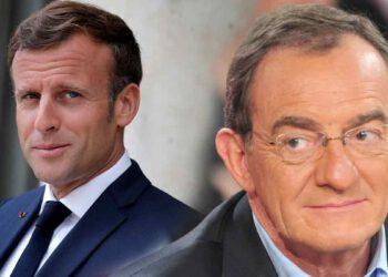 Jean-Pierre Pernaut: son énorme coup de gueule contre Emmanuel Macron