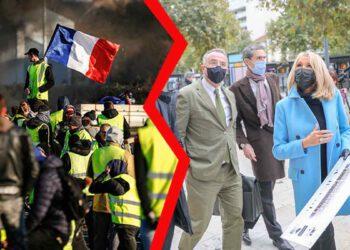 Brigitte Macronhumiliée devant la justice, elle perd face un gilet jaune