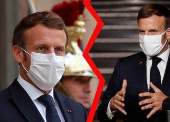 les proches d'Emmanuel Macron alarmiste sur le reconfinement