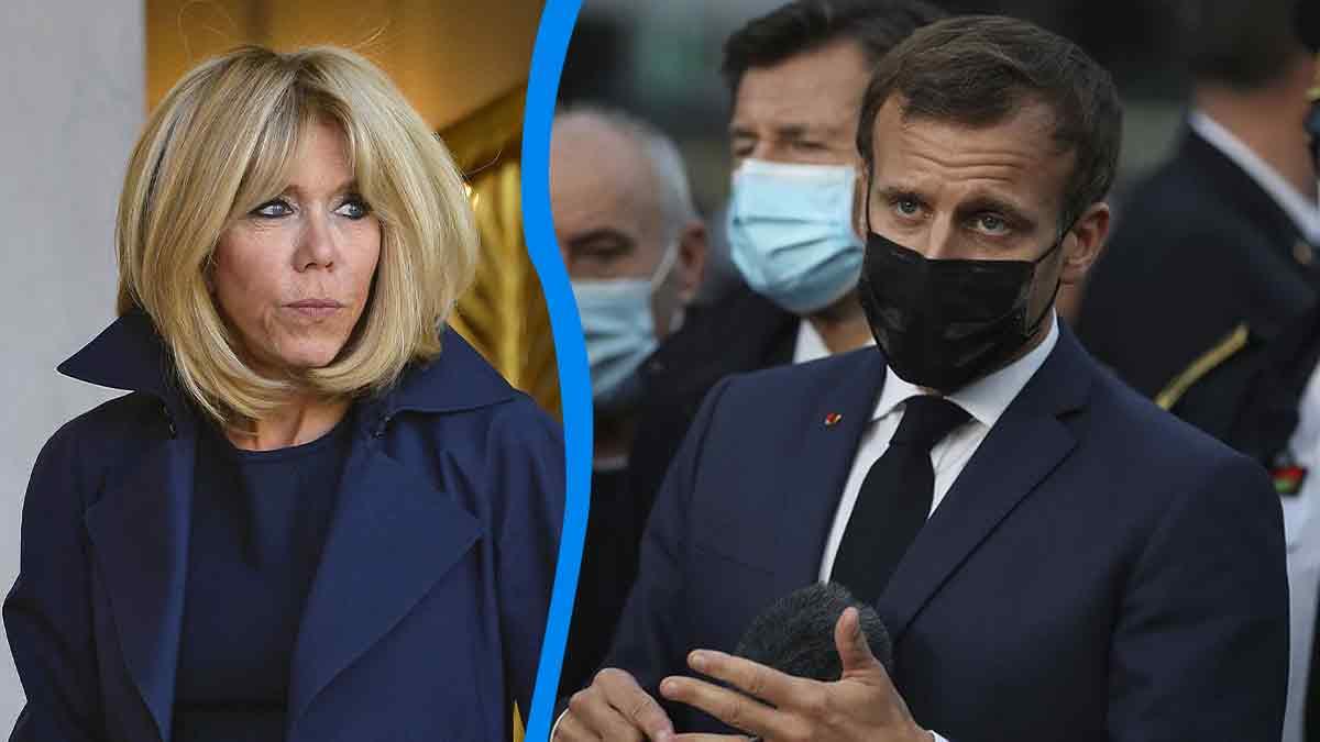 Emmanuel Macron, multiplie les frasques lors de ses sorties, découvrez le dernier en date