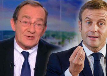 Emmanuel Macron plaint les jeunes : ce message cinglante que Jean-Pierre Pernaut lui a envoyé